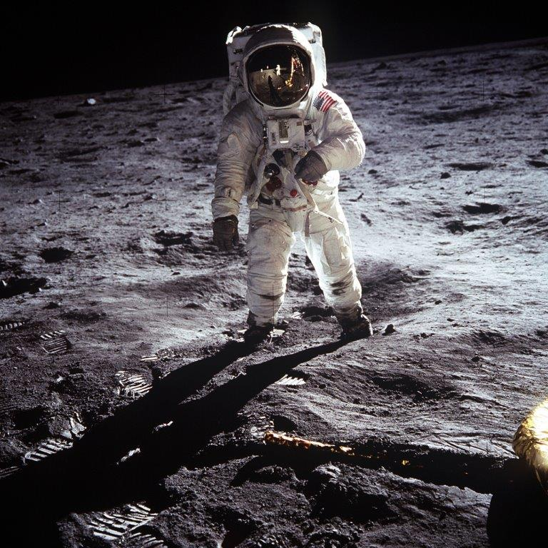 A big step for a scientist, but a giant leap for scientific kind