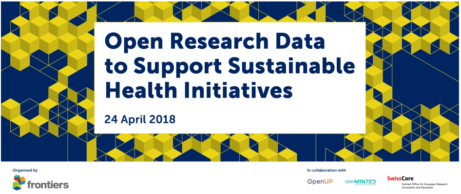 Frontiers Workshop: Open Research Data to Support Sustainable Health Initiatives